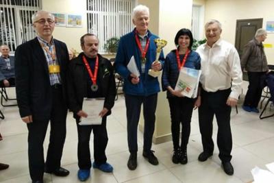 Спортсмен из Люберец победил в первенстве Московской области по шахматам