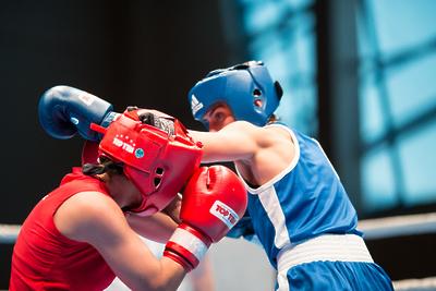 Спортсменка из Подмосковья выиграла на всероссийских соревнованиях по боксу