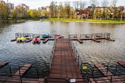 Новые места для отдыха у воды появятся в трех округах Подмосковья
