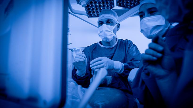 Около 400 операций пациентам с раком прямой кишки проводят в Балашихе ежегодно