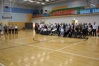 Более 60 спортсменов‑инвалидов приняли участие в спартакиаде Домодедова