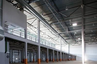 В индустриальном парке Подольска появится новый производственно‑складской комплекс