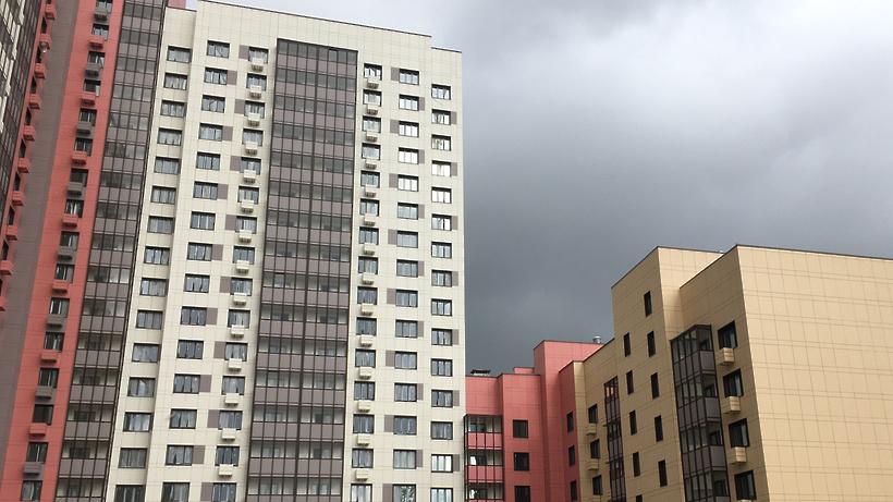 В Мосгордуме предложили законодательно ограничить высоту домов реновации до 14 этажей