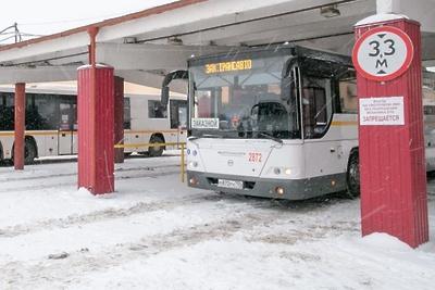 Автобусное сообщение в Подольске привяжут к расписанию МЦД