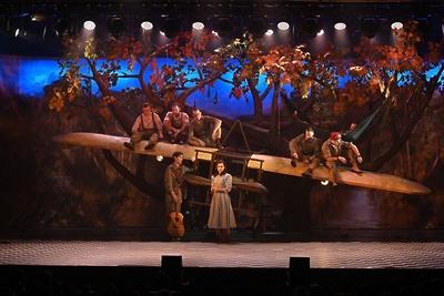 В Московском областном ТЮЗе состоялась премьера спектакля «Питер Пэн»