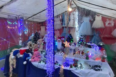 149 торговых мест организовали на новогодней ярмарке в Краснознаменске