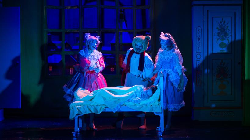Три подмосковных театра претендуют на премию «Звезда театрала»