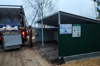 Регоператор передаст резервный мусоровоз для Подольска 31 марта