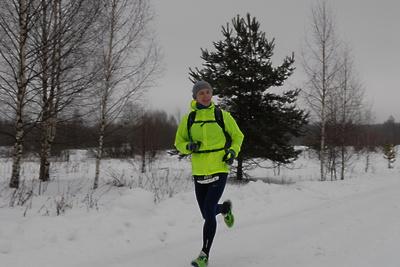 Парковый забег пройдет в Люберцах 25 января ко Дню студента