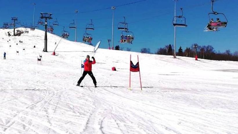 Любителей активного отдыха пригласили на горнолыжные курорты Подмосковья