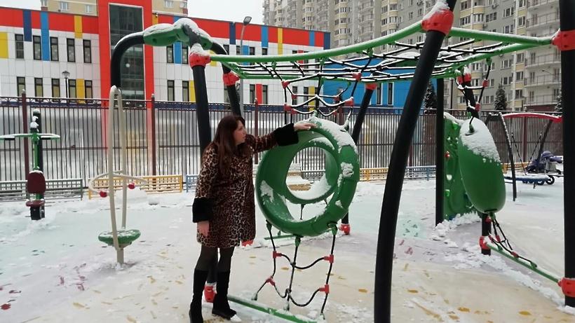Три детские площадки благоустроят в Котельниках в 2021 году