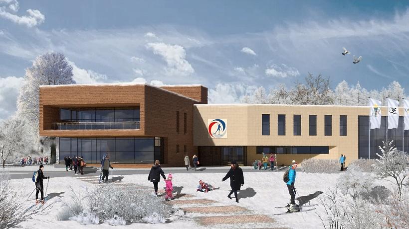 В Троицке модернизируют лыжную базу «Лесная»