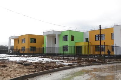 Детский сад построят в Красногорске летом 2020 года