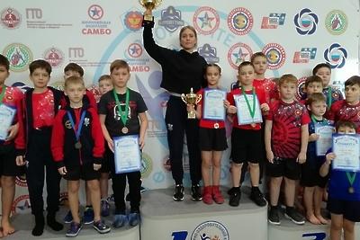 Подольские спортсмены завоевали 10 медалей на первенстве Реутова по спортивной борьбе