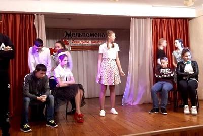 Школьники Люберец представят округ на областном этапе конкурса театральных коллективов