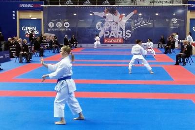 Подмосковные каратисты примут участие в международном турнире Paris Open