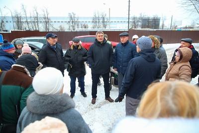 Офис ЖК «Новотомилино» откроют в поселке Люберец 30 января