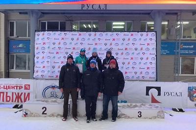 Трое лыжников из Подольска заняли призовые места на областных соревнованиях