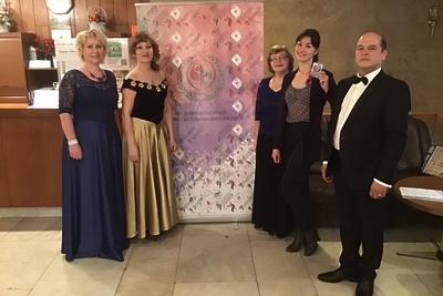 Оперные певцы Подольска стали призерами конкурса академического вокала