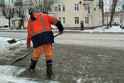 Коммунальщики будут убирать дворы в Подольске до полной ликвидации снежных навалов