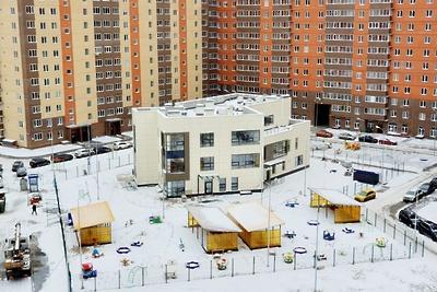 Детсад на 80 мест построили в ЖК «Столичный» Балашихи