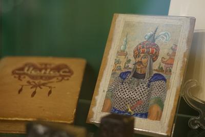Выставка книжных иллюстраций «Слово глазами художника» открылась в Дмитрове