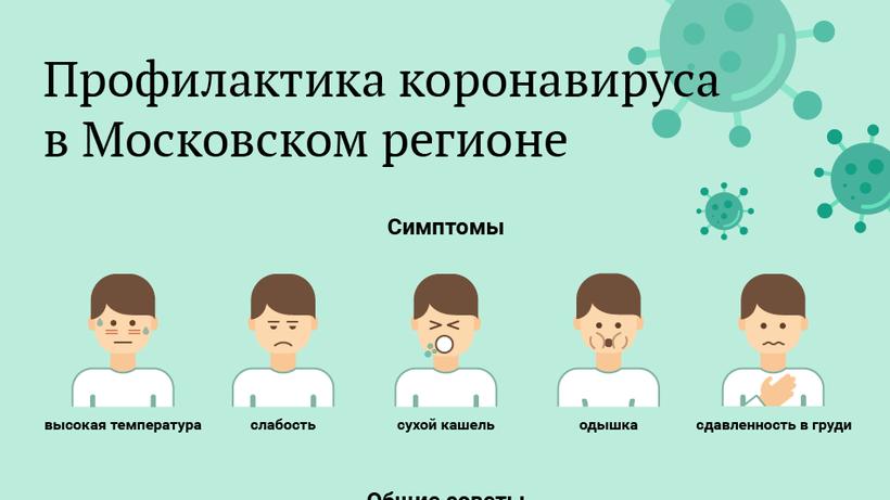 профилактика коронавирусов