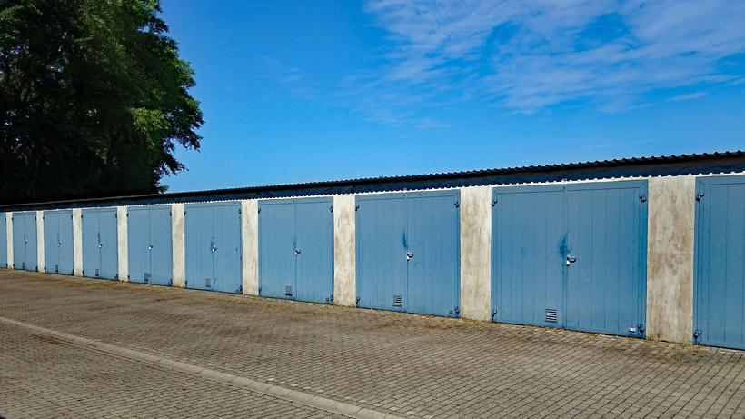 Около 300 незаконных гаражей планируют снести в поселке Красногорска