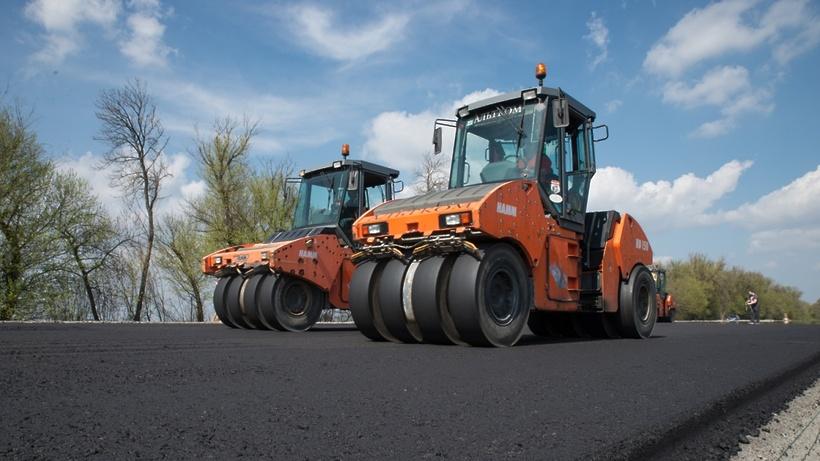 Ремонт дороги на Речной улице в Красногорске планируют завершить до конца июля