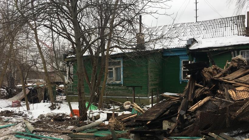 «Остров» Терехово: как исчезает последняя московская деревня