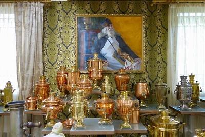 Жителей и гостей Подмосковья пригласили посетить уникальный музей самоваров в Коломне