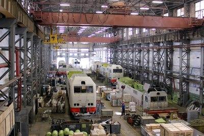 «Коломенский завод» получит почти 500 млн руб на модернизацию от ФРП