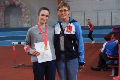 Спортсменка из Дмитрова стала двукратной победительницей первенства Подмосковья