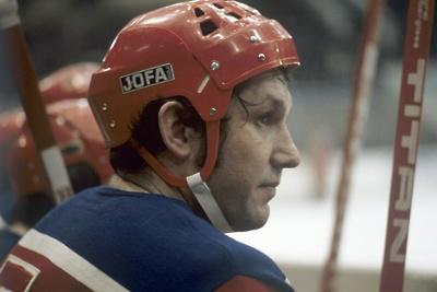 В Воскресенске пройдет выставка в честь легендарного хоккеиста Александра Рагулина