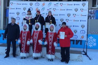 Юный спортсмен из Подольска завоевал золото на первенстве России по биатлону