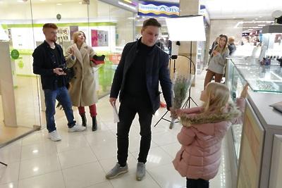 В Подольске сняли фильм «Незабудки» о семейных ценностях