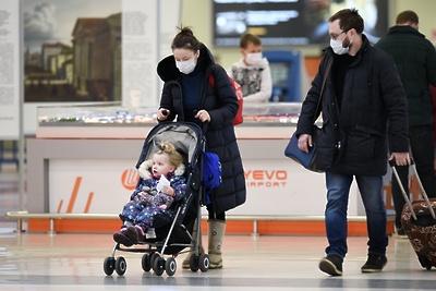 Сотрудники департамента ГО и ЧС Москвы встретили более 8 тыс авиапассажиров с начала мая