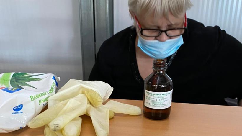 В Котельниках выявили нарушения дезинфекции автобусов в ходе проверки