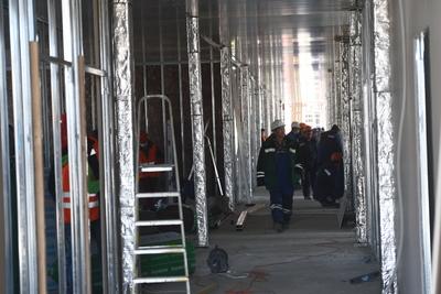 Диагностический комплекс построят на Волоколамском шоссе в Москве