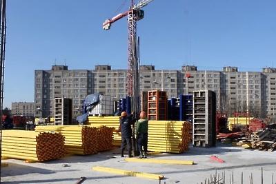 Бетонирование новой школы на 1,1 тыс мест начали в Подольске