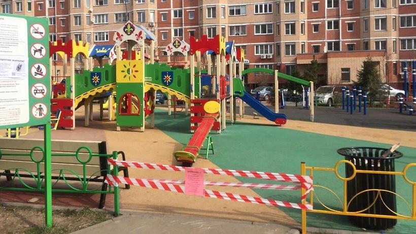 В Подольске установят 10 губернаторских детских площадок в 2021 году