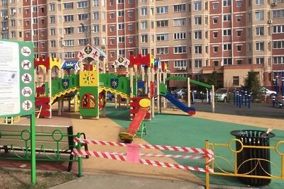 Жителей Подмосковья призвали не посещать детские площадки в период самоизоляции