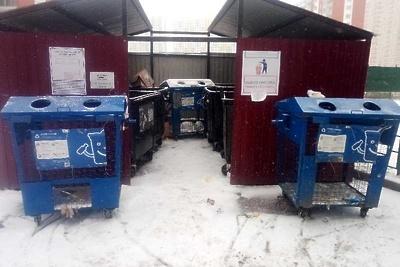 Увеличение количества мусора отметили в частном секторе Люберец