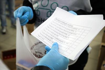Нуждающимся жителям Подмосковья выдадут порядка 75 тыс продуктовых наборов до 15 июня