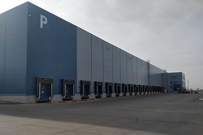 Новый склад на 287 новых рабочих мест построили в Раменском