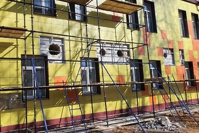 Работы по созданию инфекционной больницы завершаются в Жуковском
