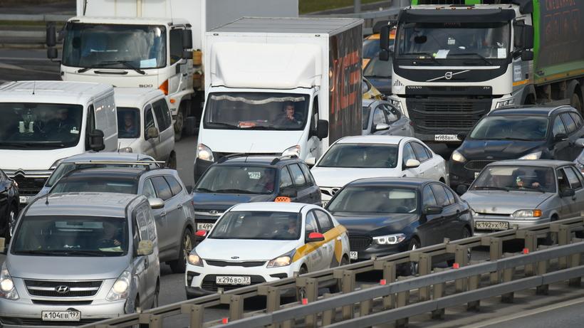Рабочую группу по организации дорожного движения на Ильинском шоссе создали в Красногорске