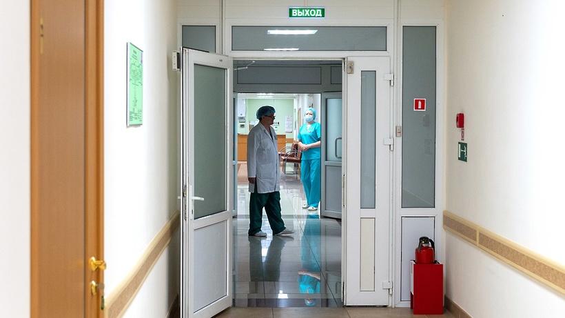 Детский инфекционный корпус открылся в Коммунарке