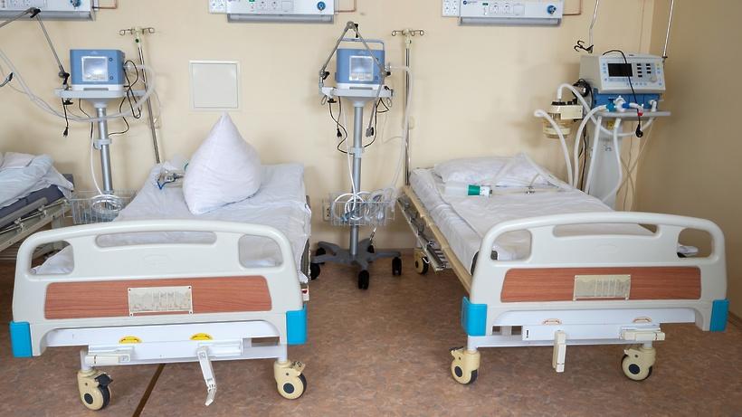 Часть отделений госпиталя Росгвардии в Балашихе принимала пациентов с Covid‑19 в пандемию