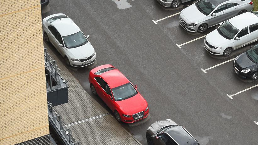 Парковка появится на улице Строителей в Котельниках